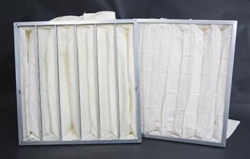 F8 bag filters