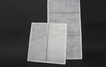 Slimline filters